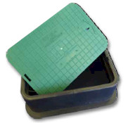 Poly Urethane Inspection Box